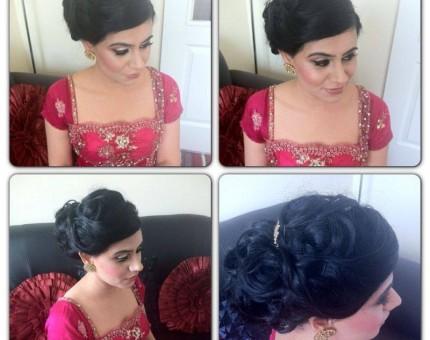 Party Hair And Makeup - Makeup By Fazila